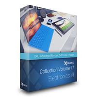 3D volume 77 electronics vi