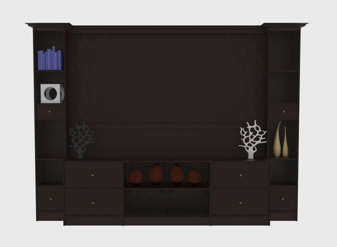 3D cabinet old