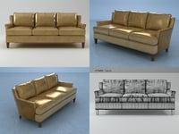 3D claudette sofa 5161