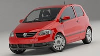 Volkswagen Fox 2011