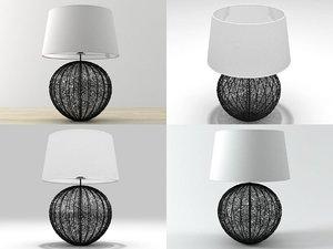 lampe hardy 3D model