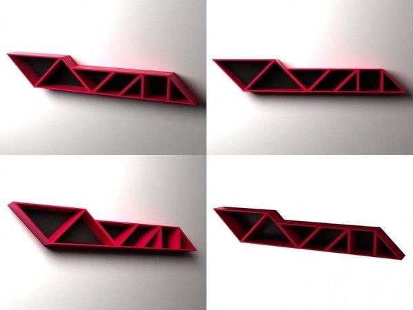 3D tangram 3 model