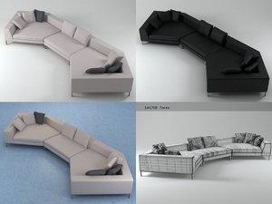 hamilton islands variant 3 3D model