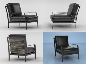 richards minotti 3D model
