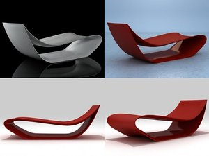 sign chaise longue model