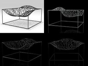 3D model ad hoc