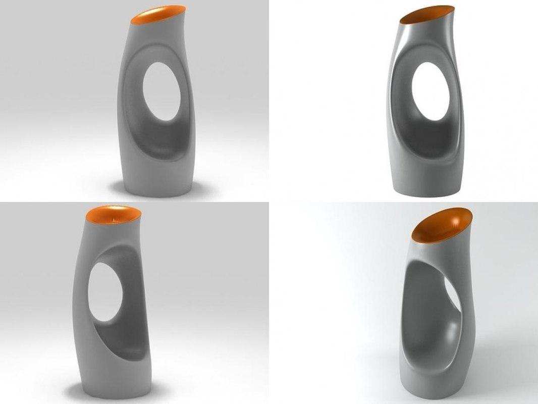 holly serralunga 3D model