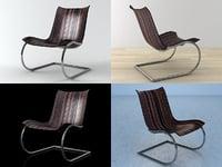 3D agitari lounge model