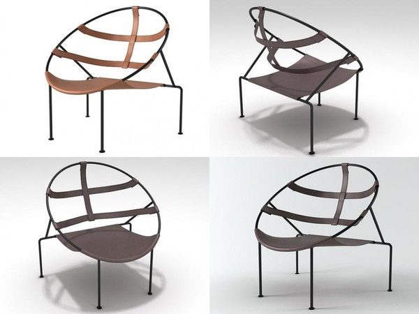 fdc1 armchair model