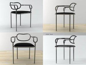 01 chair 3D model