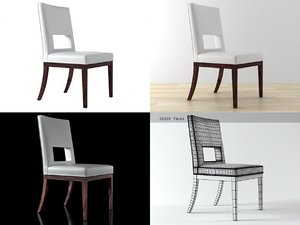 3D space chair 2910s
