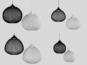 3D non random lights model