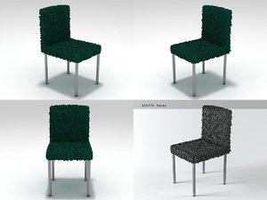 3D verde edra model