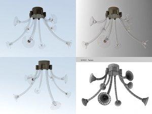 3D jei ceiling model