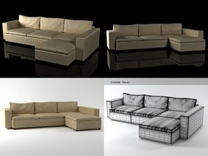 3D seven sofa 02