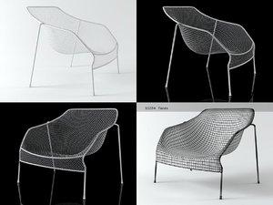 3D heaven lounge chair 487