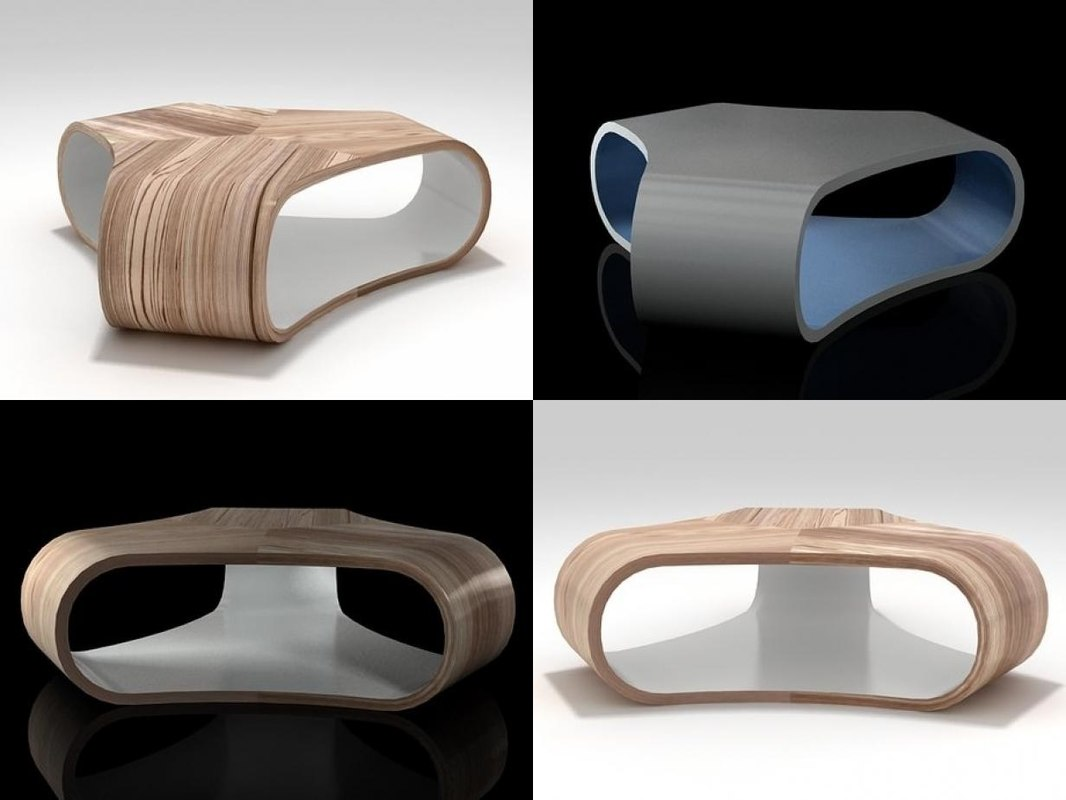 pants melia 3D model