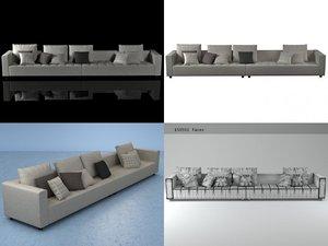 3D model kilt 12