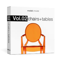 3D vol 2 chairs tables