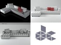 3D model kilt 08