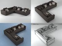 kilt 05 3D model