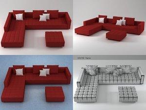 kilt 02 3D model