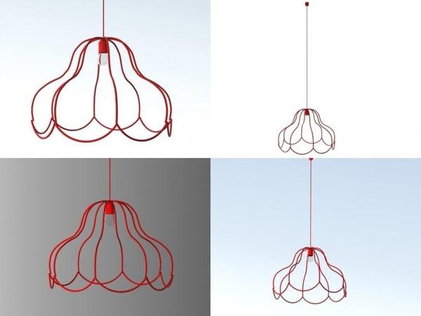 emperors lamp 3D model