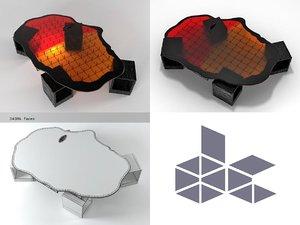 3D tavolone meritalia