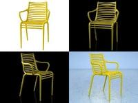pip-e chair 3D model