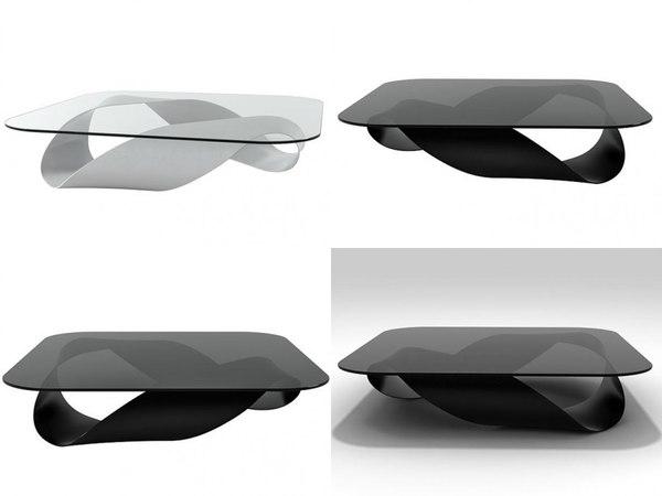 mobius kristalia 3D model