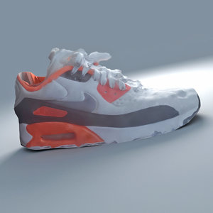 trainers shoes 3D