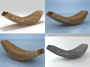 3D body raft