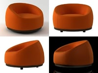 vertigo armchair model