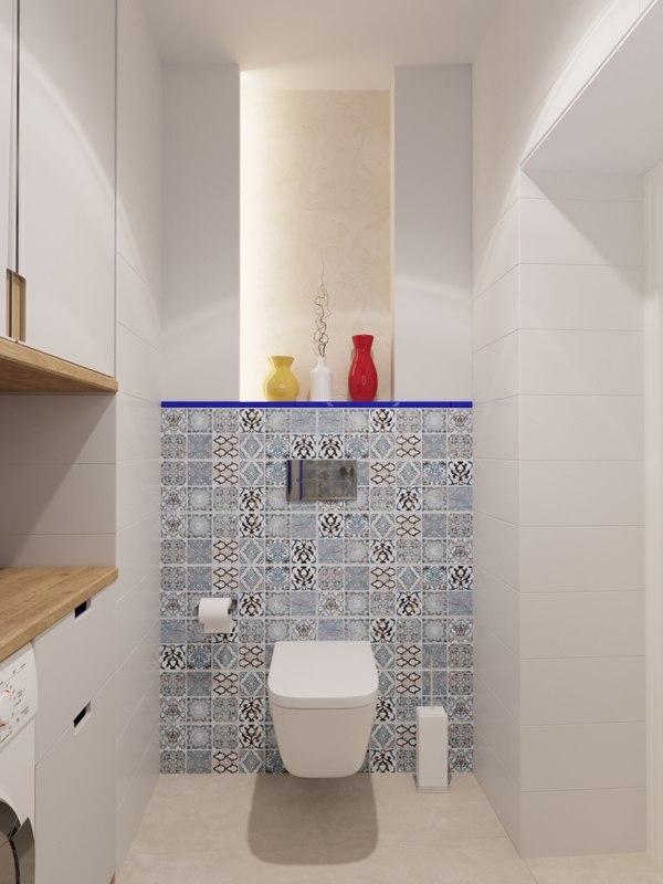 scene bathroom interior model