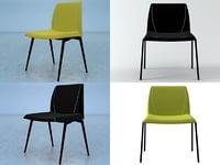 plate chair 3D
