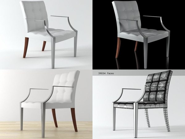 monseigneur armchair model