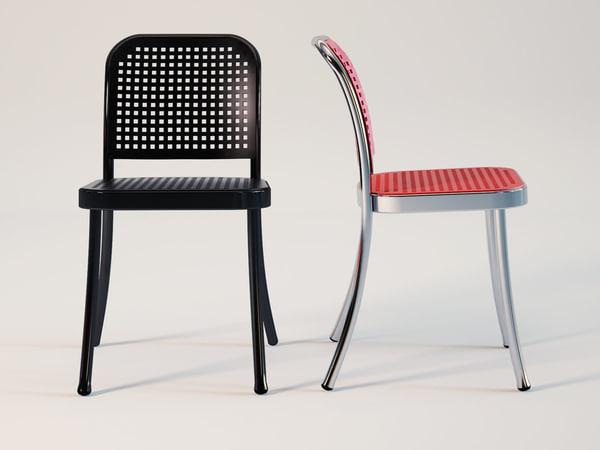 silver chair model
