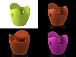 o-nest moroso 3D model