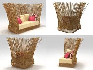 yoda sofa model