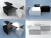 island table 3D model