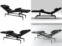 eames chaise model