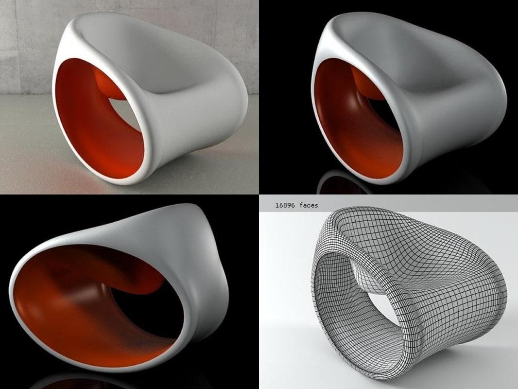 3D model mt3 driade