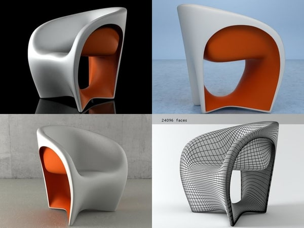 3D model mt1 driade