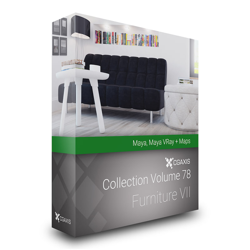 volume 78 furniture vii model