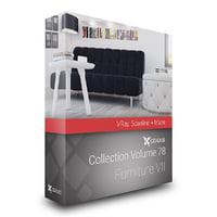 3D volume 78 furniture vii