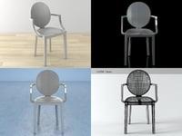 3D kong armchair
