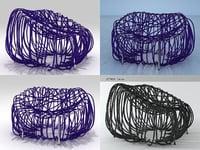 anemone edra 3D