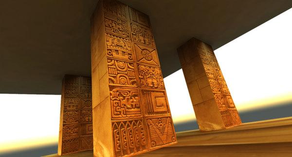 historical pillar model