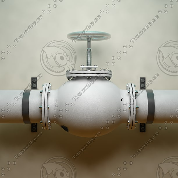 3D water tap