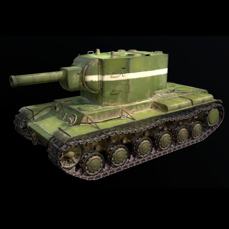 kv 2 model